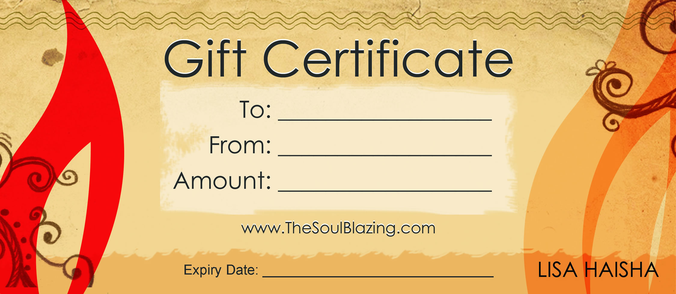 Free Holiday Gift Certificate Templates Printable Lamoureph